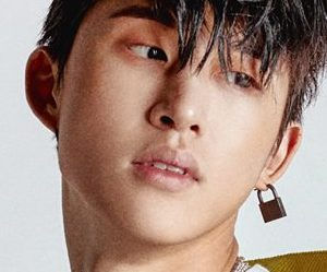 "iKON's B.I ""New Kids: Being"" promotional picture."