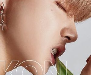 "iKON's Jay ""New Kids: Being"" promotional picture."