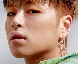 "iKON's JU-NE ""New Kids: Being"" promotional picture."