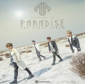 "Album art for Paradise's album ""Paradise"""