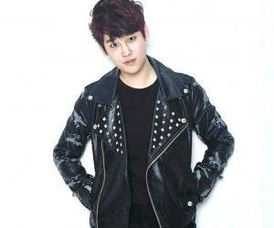 """Paradise's Seongchan """"Paradise"""" promotional picture."""