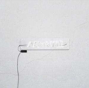 "Album art for SIMS ($IM$)'s album ""A Blank Wall"""