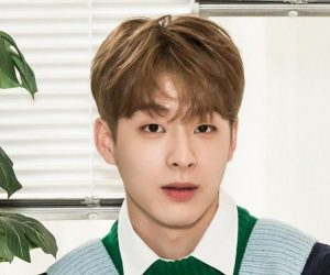 """Honeyst's Seungseok promotional picture for """"Somebone To Love"""""""