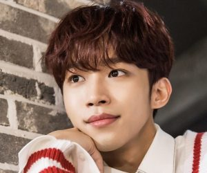 """Honeyst's Dongsung promotional picture for """"Somebone To Love"""""""