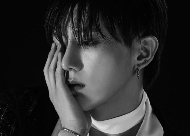 "Jang Hyun Seung's promotional picture for ""Home"""