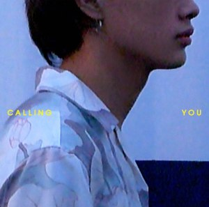 "Album art for Jung Jin Hyeong's album ""Calling You"""