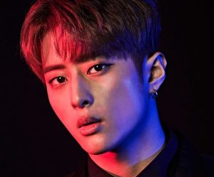 "KARD's J.Seph promotional picture for ""You & Me"""