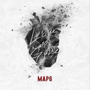 "Album art for MAP6's album ""Love Is Gone"""