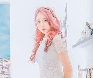 "S2U's SeEun promotional photo for ""ZZZ"""