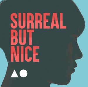 "Album art for Siyoon's album ""Surreal But Nice"""