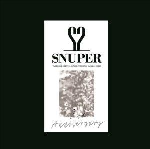"""Album art for Snuper's album """"Dear"""""""
