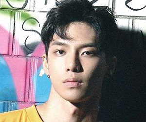 """Trei's Jae Joon promotional picture for """"Up"""""""