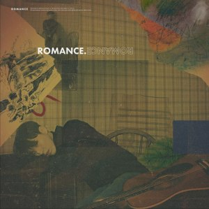 "Album art for Yoo Seung Woo's album ""Romance"""