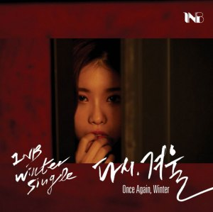 "Album art for 1NB's album ""Once Again Winter"""