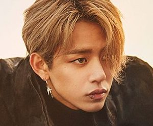 "B.A.P's Daehyun promotional picture for ""EGO"""