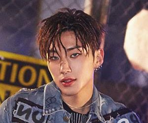 "B.A.P's Jongup promotional picture for ""EGO"""