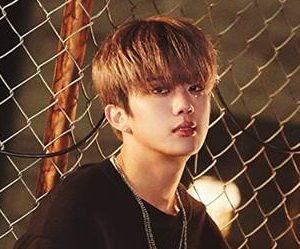 "B.A.P's Youngjae promotional picture for ""EGO"""
