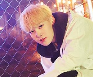 "B.A.P's Zelo promotional picture for ""EGO"""