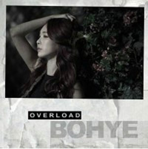 """Album art for Bohye's album """"Overload"""""""