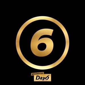 """Album art for Day6's album """"Moonrise"""""""