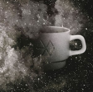 "Album art for EXO's album ""Universe"""