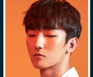 MELOMANCE's Donghwan promotional picture