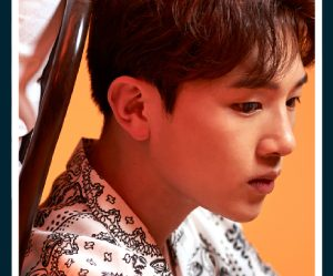 MELOMANCE's Minseok promotional picture