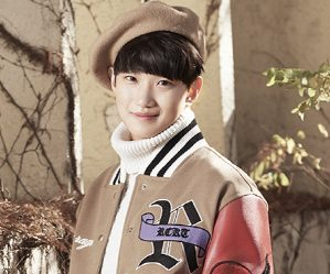 """New Kid's Woo Cheol promotion picture for """"Will You Be Ma"""""""