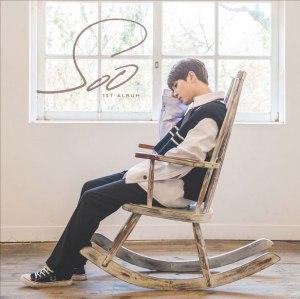 "Album art for Soo's album ""Sweet Lie"""