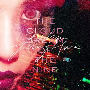 """Album art for Uhm Jung Hwa's album """"The Cloud Of THe Dream Of THe Nine - The Second Dream"""""""