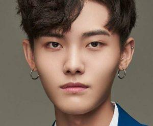 Unlock's member Woohyuk