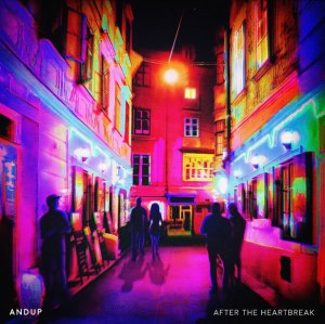 "Album art for AndU['s album ""After The Heartbreak"""