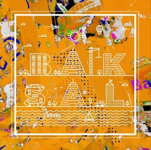 "Album art for BAKSAL's album ""Come Over"""