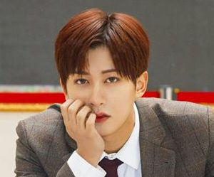 "Block B's Jaehyo promotional picture for ""Re:Montage"""