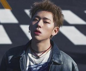 "Block B's Zico promotional picture for ""Re:Montage"""