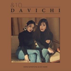 """Album art for Davichi's album """"&10"""""""