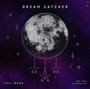 """Album art for Dream Catcher's album """"Full Moon"""""""