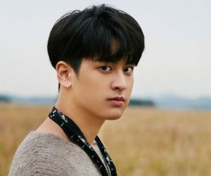 "iKON's Chanwoo promotional picture for ""Return"""