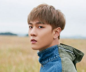 "iKON's Donghyuk promotional picture for ""Return"""