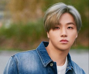 "iKON's Jinhwan promotional picture for ""Return"""