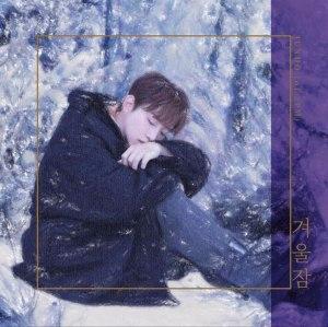 """Album art for Junho's album """"Winter Sleep"""""""