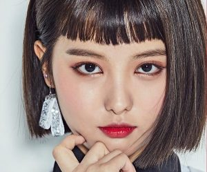 "Momoland's Ahin promotional picture for ""Great"""