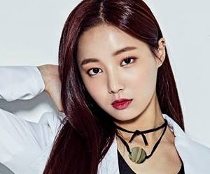 "Momoland's Yeonwoo promotional picture for ""Great"""