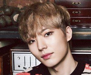 Noir's member Hoyeon