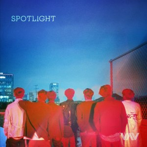"Album art for VAV's album ""Spotlight"""