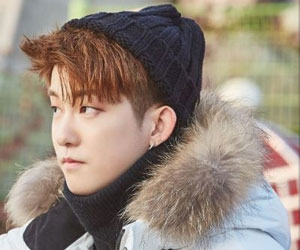 """Voisper's Daekwang promotional picture for """"Missing U"""""""