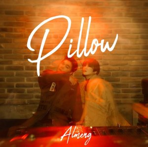"Album art for Almeng's album ""Pillow"""
