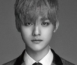 Lucente's Bao pre-debut promotional picture.