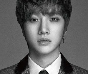 Lucente's Xin pre-debut promotional picture.
