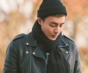 "Roy Kim's ""Only Then"" promotional picture."